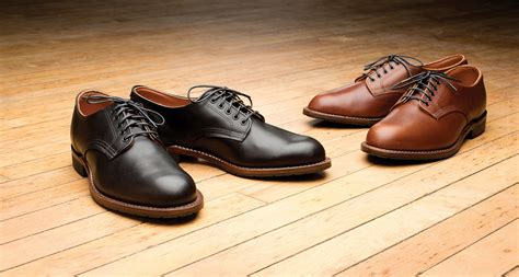 Eastbrook Heritage Sandal Series these wing heritage oxfords are the toughest office ready shoes built sharp magazine