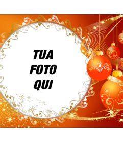 mettere cornice a foto foto cornice con ornamenti natalizi per mettere la tua