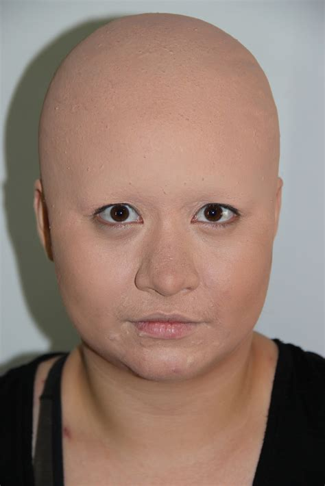 man with shaved eyebrows shaved head eyebrows transexual you porn