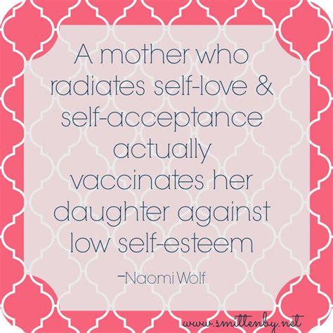 Daughter self-esteem issues in marriage