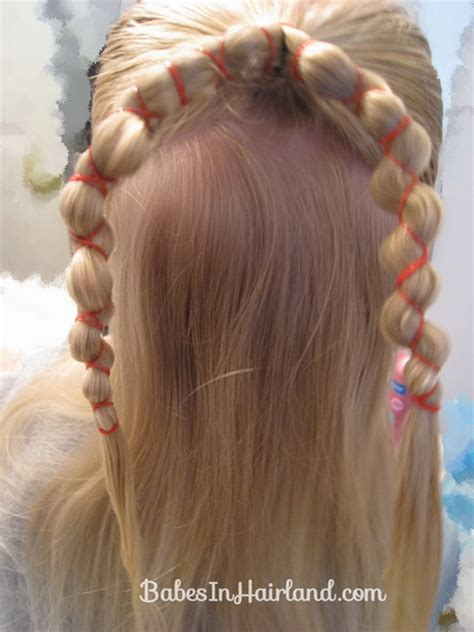 hairstyles using hair ties hairstyles using rubber bands