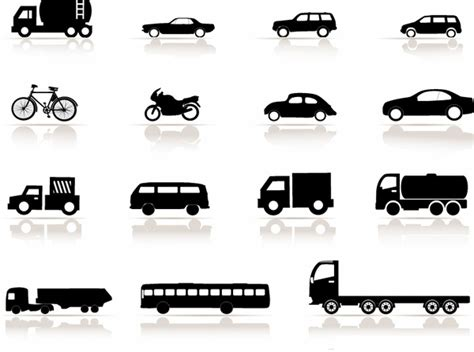 icon design cars vehicle free vector download 896 free vector for
