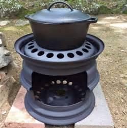 Do It Yourself Fire Pit Ideas - home dzine garden ideas make a braai using wheel rims
