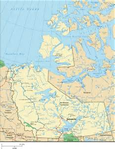 map of northern canada territories photoscanada gallery northwest territories photos