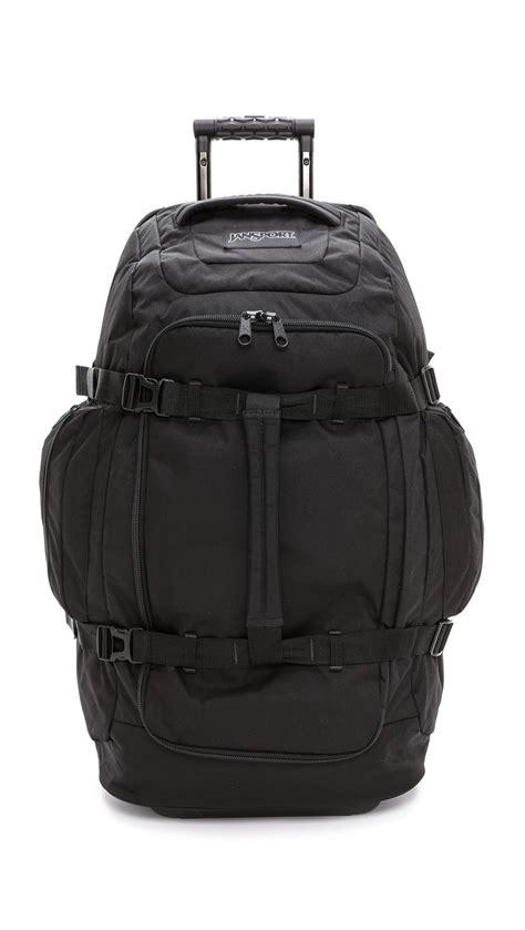 Jansport Tough 29 inch wheeled duffelbag a travel ready jansport duffel