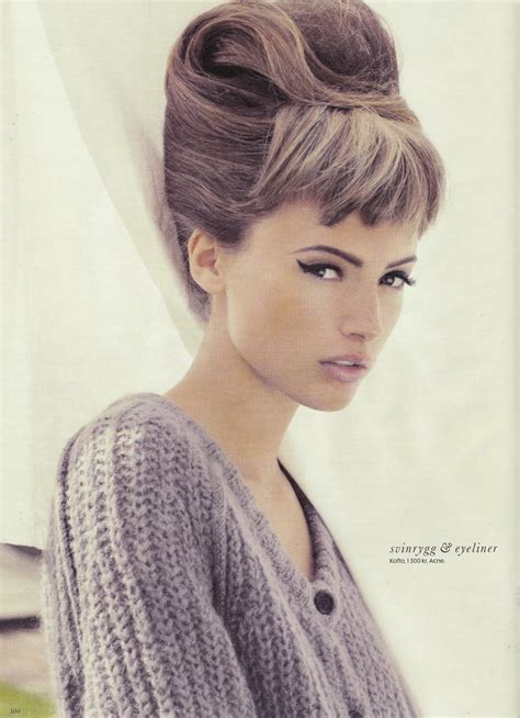 Vintage Hair Updo by Vintage Hairstyles And Retro Hair Looks For