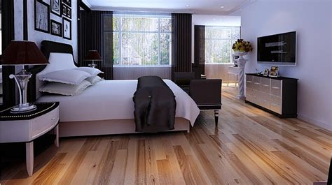 hardwood floor in bedroom which wood flooring option is best for your bedroom