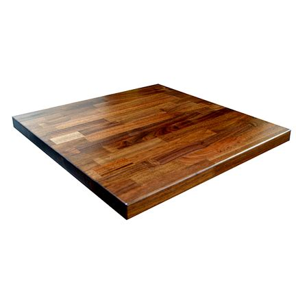walnut table top solid walnut table top restaurant cafe supplies