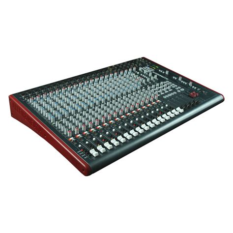 Mixer Allen Heath Zed R16 allen and heath zed r16 16 channel firewire recording