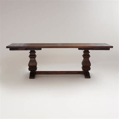 Restoration Hardware Dining Table Look 4 Less And Steals Table Extension Hardware