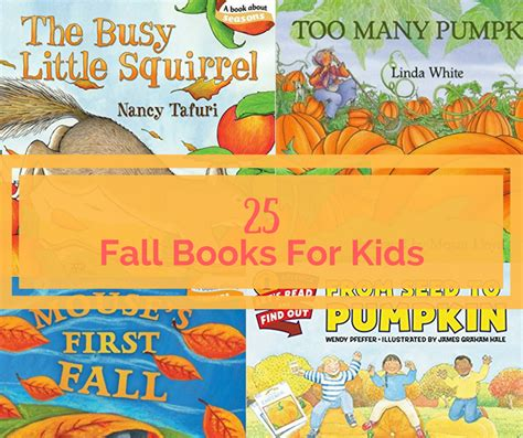 fall picture books 25 fall books for spit up and sit ups