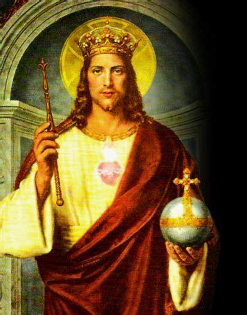 imagenes de jesus rey del universo jesucristo rey del universo por jos 233 manuel lorca planes