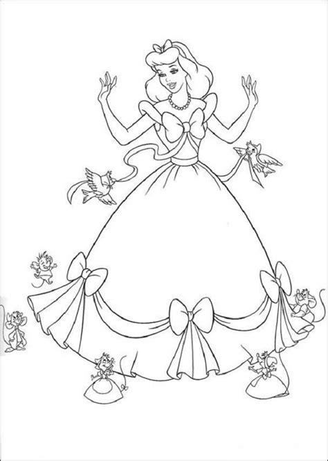 imagenes para colorear vestido dibujos para colorear princesas dibujos para colorear