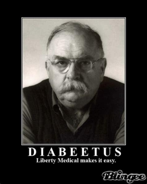 Diabeetus Meme - diabeetus guy picture 66399996 blingee com