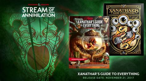 xanathar s guide to everything books d d s xanathar s guide to everything will 25 new