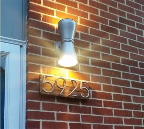 Nomor Cantik As Pas Buat Semua Murah 085 229 22 3337 diy 4 cara mudah murah dekorasi nomor rumah yang sesuai gaya desain interior interiordesign id