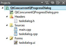 qthread tutorial in qt qt5 tutorial qtconcurrent qprogressdialog with