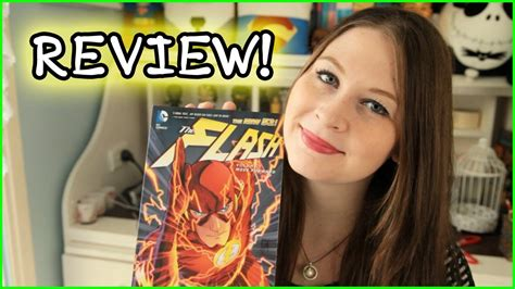 libro flash tp vol 1 the flash volume 1 new 52 comic book review youtube
