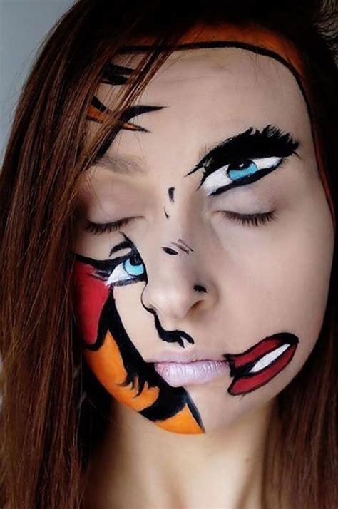 scary halloween makeup ideas creepy spooky