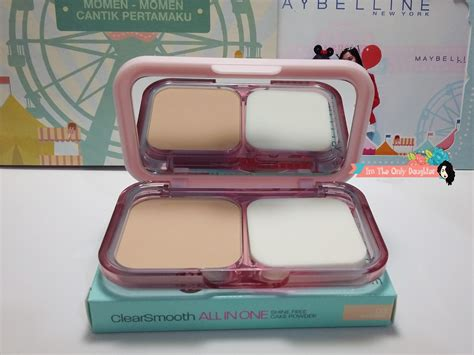 Bedak Maybelline Smooth All In One maybelline grand launching quot clear smooth all in one quot new