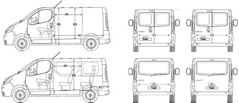 renault trafic dimensions the blueprints com blueprints gt cars gt renault gt renault