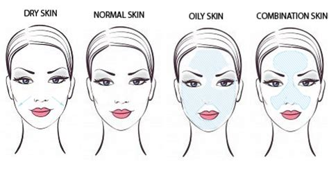 What Skin Type Do You by How To Determine Your Skin Type Makeup Masterclass