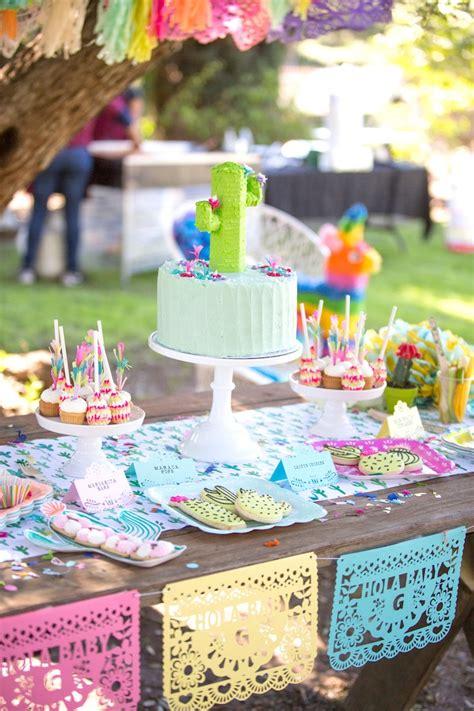 Kara's Party Ideas Cactus Fiesta Baby Shower   Kara's Party Ideas