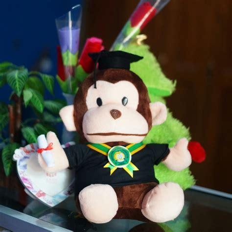 Boneka Wisuda Unik jual boneka wisuda monyet murah kado wisudaku