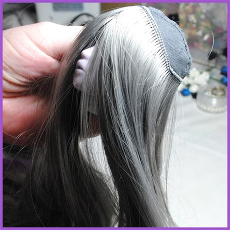 weft tutorial wig amahtala creations how to make cute wigs