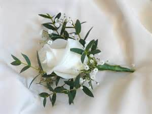 Prom Corsage Flowers - buttonhole flowers for all occasions from the flower
