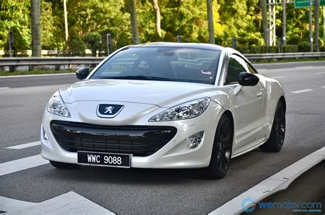 peugeot car price in malaysia peugeot rcz 2011 price galleria di automobili