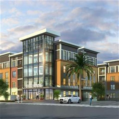 Steel House Apartments Downtown Orlando O R L Awarded Building Maintenance Services Contract For