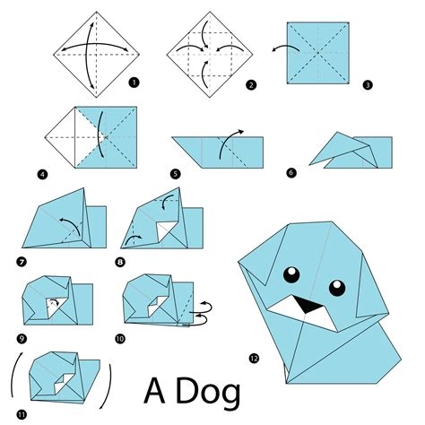 Origami How To Make A - classroom posters the universal tool for educational and