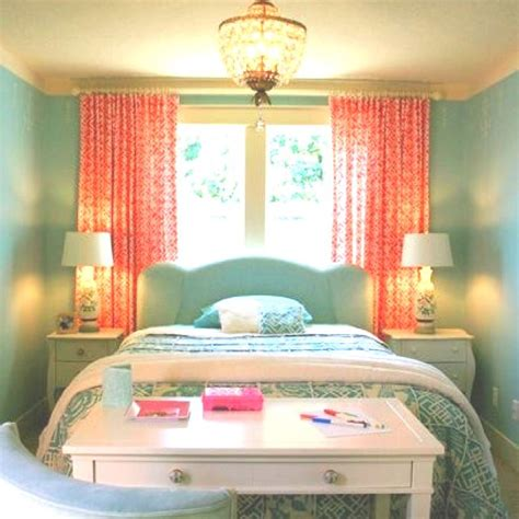 peach bedroom curtains peach turquoise bedroom absoloutly adore