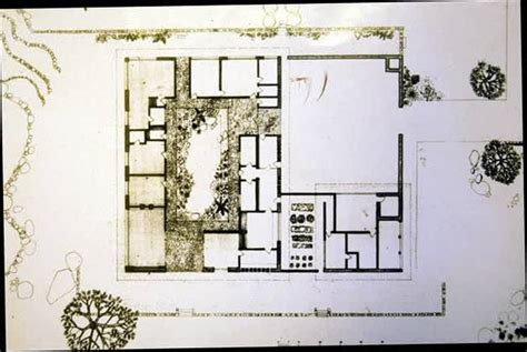 Courtyard Plans collections architect s archives geoffrey bawa
