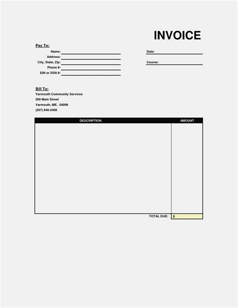blank invoice template for word blank invoice templatesmemo templates word memo