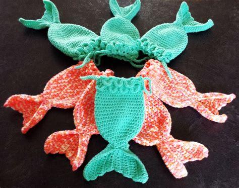 crochet mermaid pattern on pinterest crochet mermaid 365 crochet mermaid fish tail treat bags with drawstring