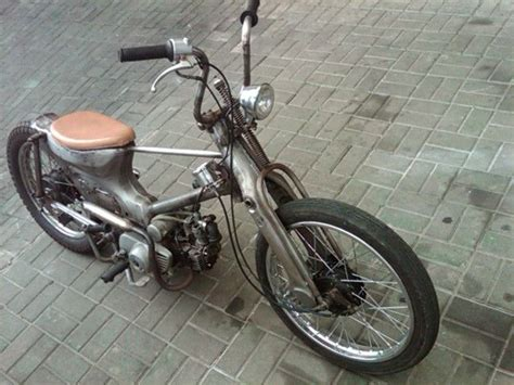 Stang Honda Monkey 2 By Fagetoshop springer forks coches y motocicletas forks