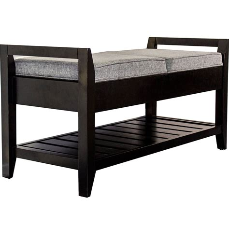 wooden benches with storage wooden storage bench in storage benches