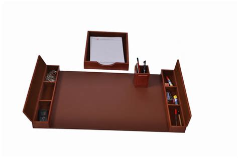 desk set leather office desk set in new delhi delhi india rs
