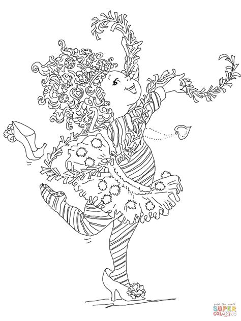 Fancy Nancy Coloring Pages Free Printable | fancy nancy printable coloring pages az coloring pages