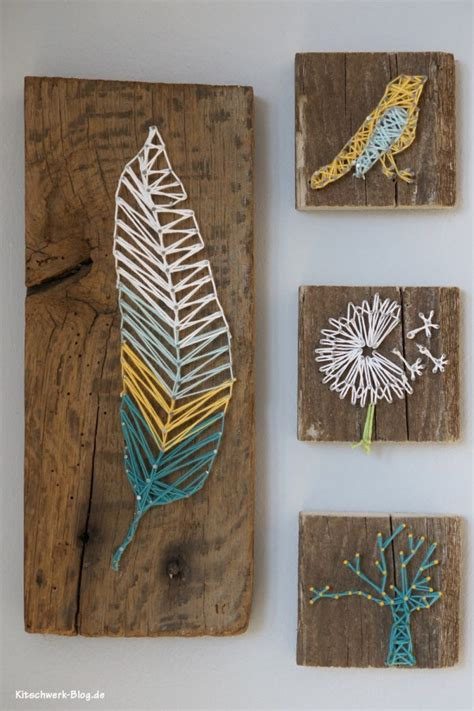 Diy Nail And String - 25 diy string ideas tutorials for your home decor