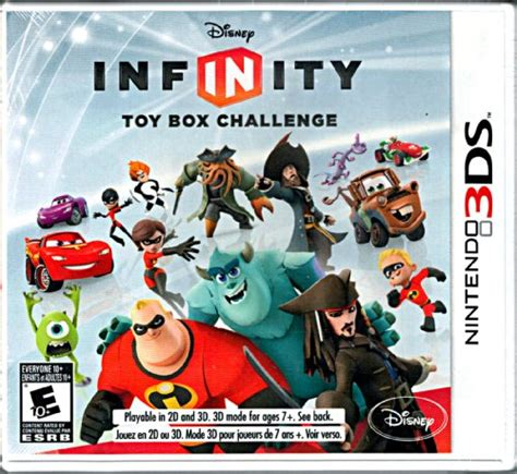 infinity for 3ds disney infinity 3ds replacement only no base or