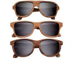 Shwood Handcrafted Wooden Eyewear - herrlicht handmade wood glasses walnut maple or pear