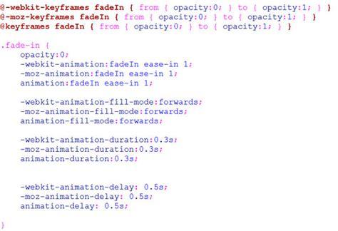 membuat efek link dengan css cara membuat efek scrollable splash screen dengan css3 dan