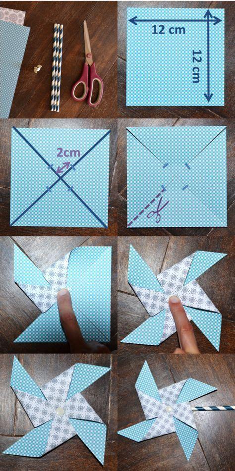 How To Make Wind Fan With Paper - les 25 meilleures id 233 es de la cat 233 gorie papier moulin 192