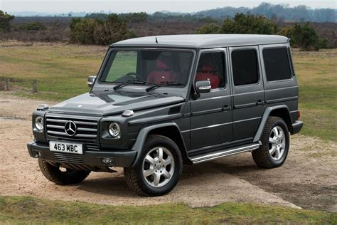 car mercedes 2010 mercedes benz g class w463 2010 car review honest john
