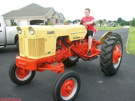 Tractordata Com J I Case 211 B Tractor Photos Information