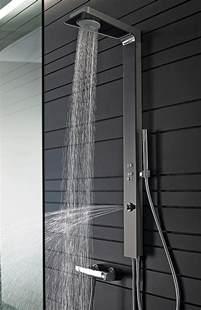 grohe armaturen dusche fotostrecke duschpaneele und armaturen sch 214 ner wohnen