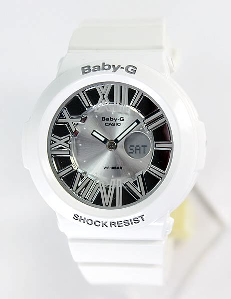 Bga 160 7b1 楽天市場 casio baby g カシオ ベビーg ベイビージー bga 160 7b1 海外モデル neon series ネオンダイアルシリーズ アナログ レディース 腕時計